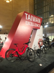 Taiwan excellence!