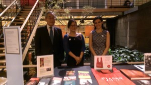 Japan Society's director and associates