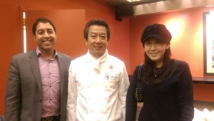 Otafuku Okinomiyaki Talk & Tasting with Chef Morimoto @ The Japan Society