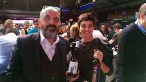 Italian vino at the Slow Wine Expo
