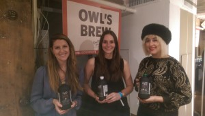 Tea-based whiskey cocktails from Owl's Brew