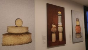 A gallery, a concert, a lifestyle of cheese.