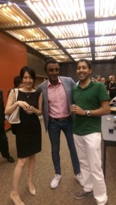Chatting with Marcus Samuelsson