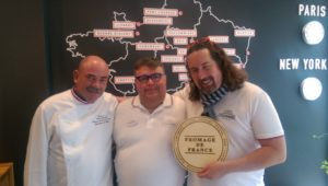 La Ligue des Fromagers extraordinaires bring you delights from France!